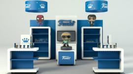 ECI Shop in Shop Funko