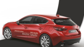 Mazda Vehículo de Cortesía
