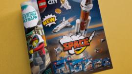Publicidad LEGO City Space