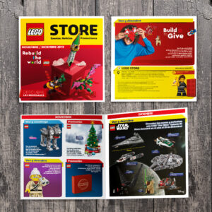 Catalogo LEGO Certified Store