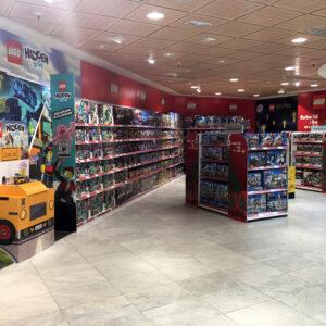 Espacio LEGO ECI San Chinarro