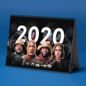 Calendario Sony